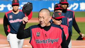 ワールドトライアウト2019監督 清原和博さんに取材させていただきました