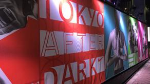 TOKYO AFTER DARK AT SHIBUYA