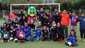 文京区ユニバーサルスポーツDays ブラインドサッカー体験教室の取材レポート