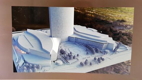 Kingdom Tower of Riyadh Working process