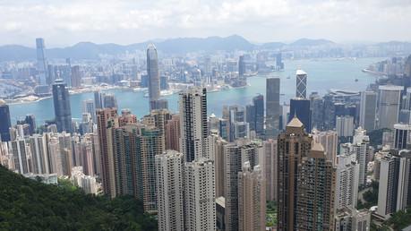 Traveling to Hong Kong