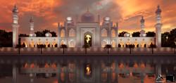 Arabian Sunset Day