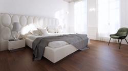 Paris flat - Bed room 02