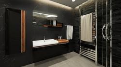 Paris flat - Bathroom 01
