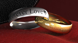 For ever love Ring
