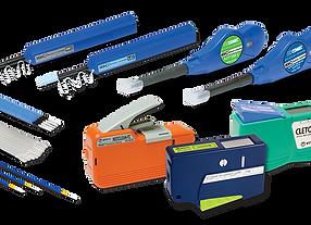 Fiber optics Cleaners