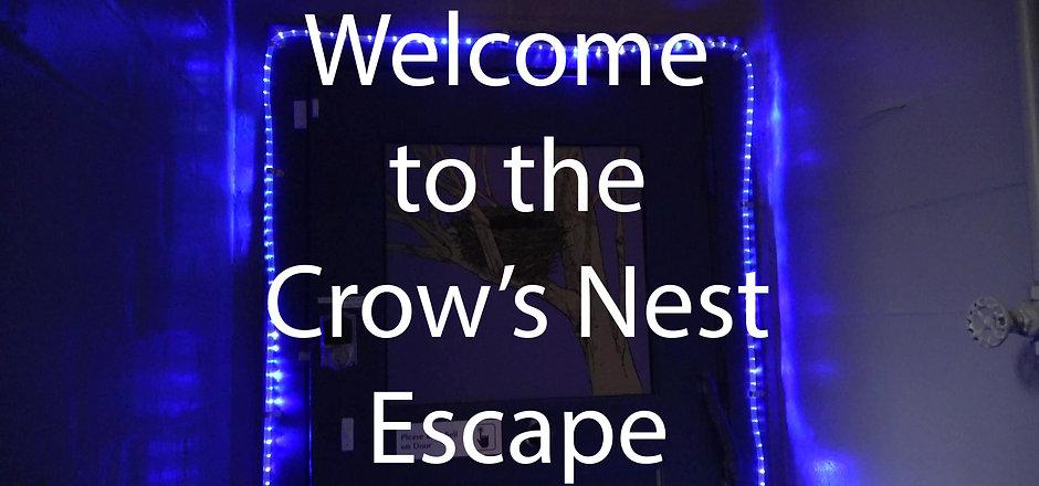 A walking tour of the Crow's Nest Escape