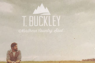 T. Buckley | Nortern Country Soul Album Cover