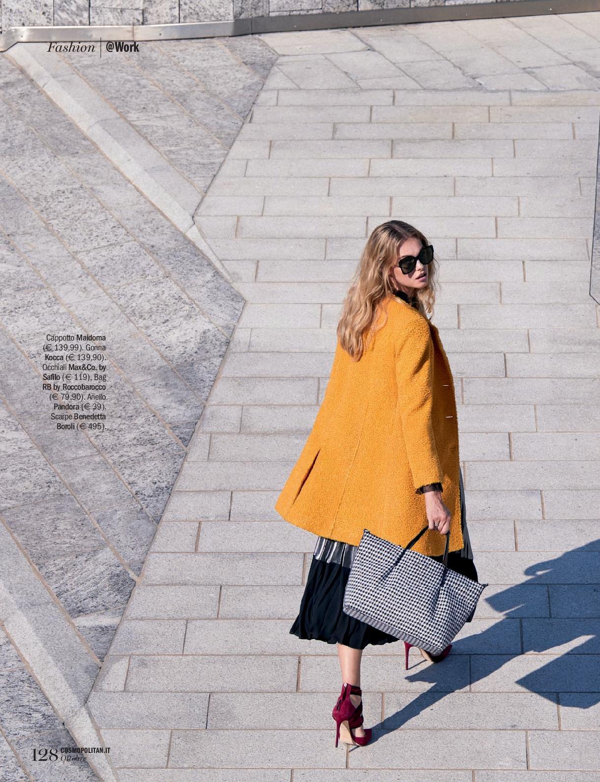 Cosmopolitan, October Issue