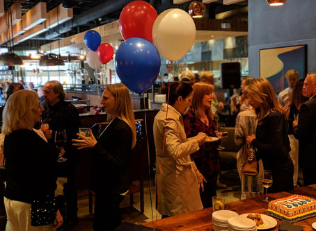 Campaign Kickoff Party