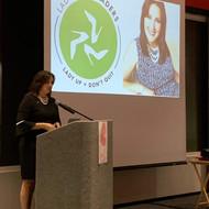 Diane Speaks for Annual HER Women's Gala