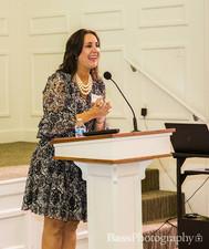 Diane Speaks for Bellevue Chamber of Commerce Women's Breakfast