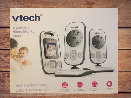 V-Tech VM312 Video Baby Monitor