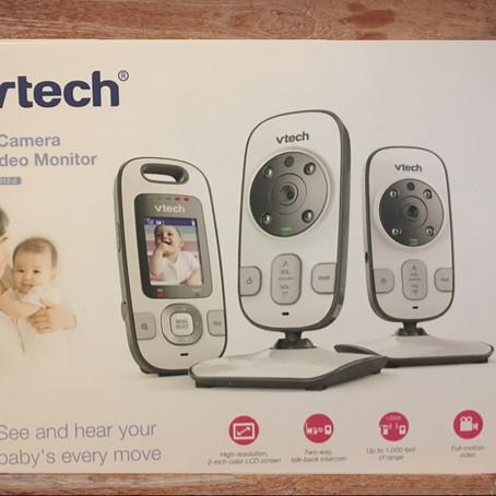 V-Tech VM312 Video Baby Monitor