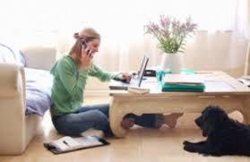 S'occuper du standard téléphonique en restant chez soi