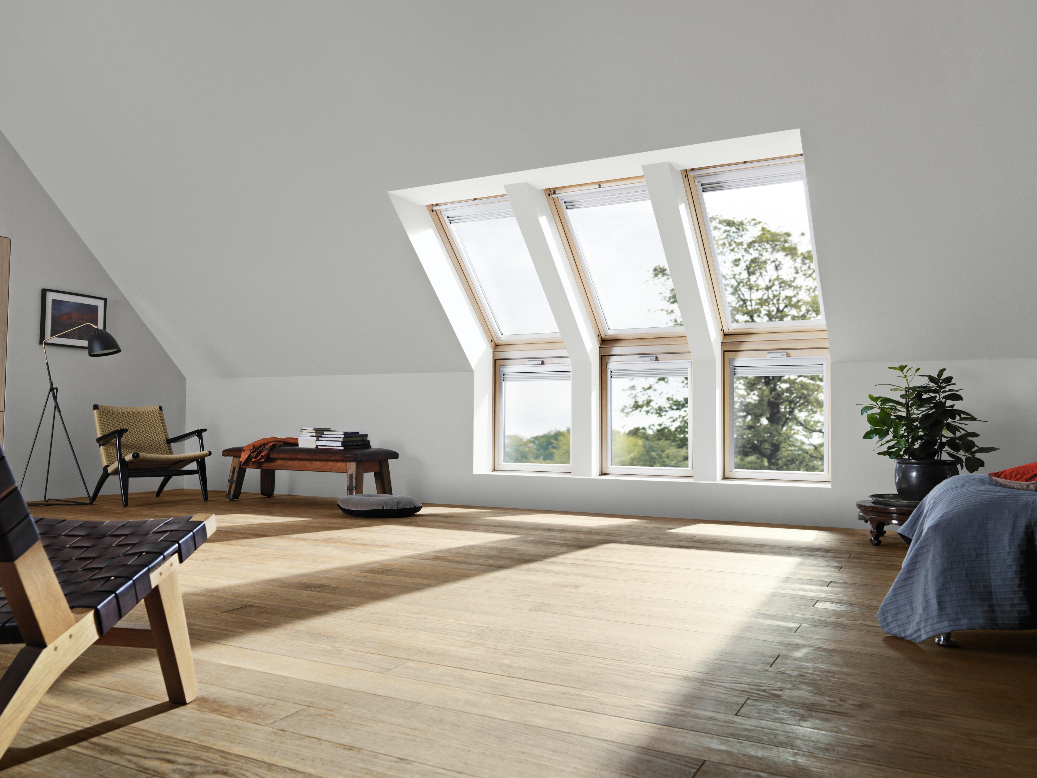 Fenètre de toit - Velux - Roto