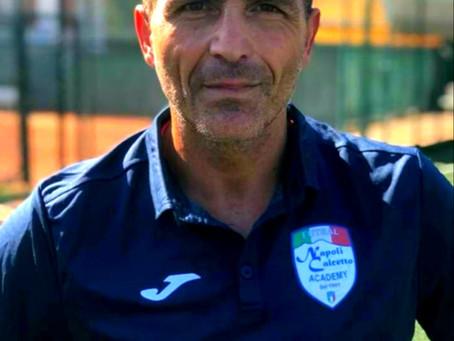 Novità in casa Napoli Calcetto. Leone Palomba é il nuovo preparatore atletico e mental coach