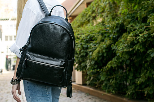 Crown | Everyday Backpack | Black |