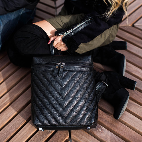 IVI | Everyday Backpack | Black |