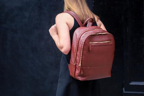 Atlas   Everyday Backpack   Brown 