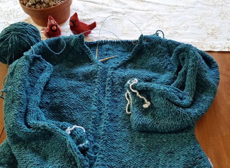 Designing for a Knit That Fits