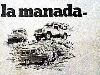 Anuncio publicitario años 80