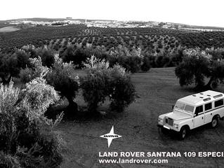 Land Rover Santana Especial de 1980