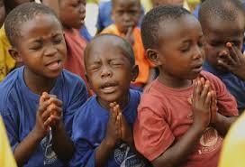 Engaging children with prayer