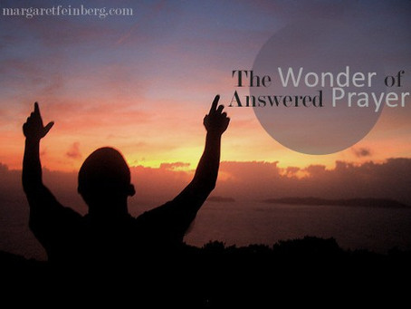 THE KEY TO AN ANSWERED PRAYER 1