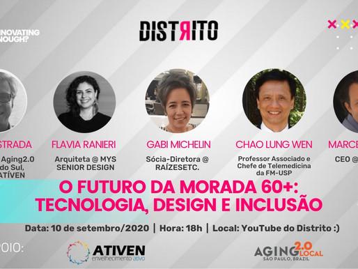 O Futuro da Morada 60+: tecnologia, design e inclusão