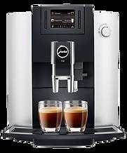 Machine à café automatique Jura E6