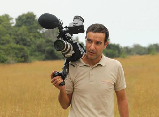 """Fernando Turmo: """"El abrazo de Wounda simboliza la capacidad de perdón que puede tener la naturaleza"""""""