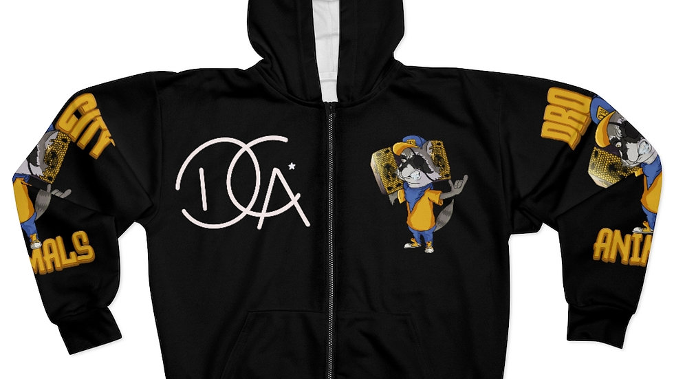 DCA Overprint Exclusive Hoody Jacket