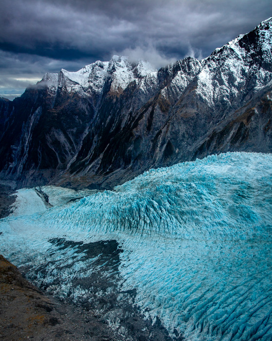 Bed of Ice