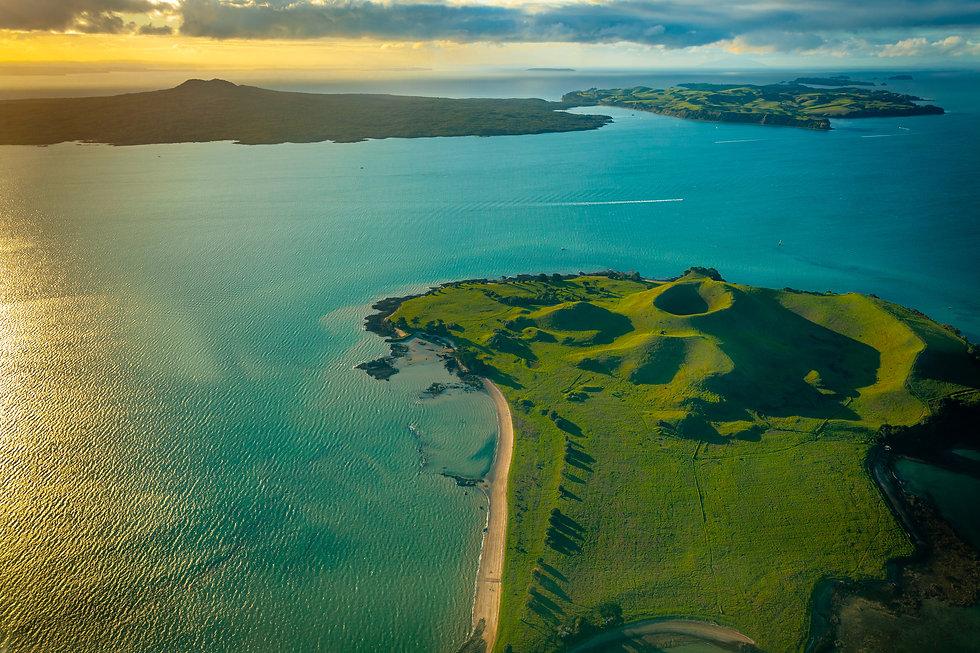 SACRED ISLANDS