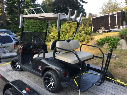 Golf Cart Rocket Launchers
