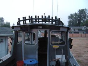 Custom North River Rocket Launchers