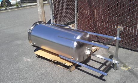 Custom 1BBL SST Brewing Pot