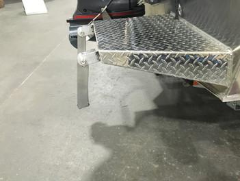 Custom Swim Step Ladder