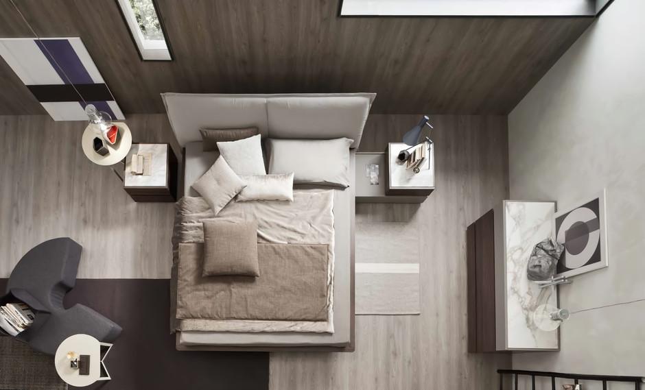 ліжко LEDA