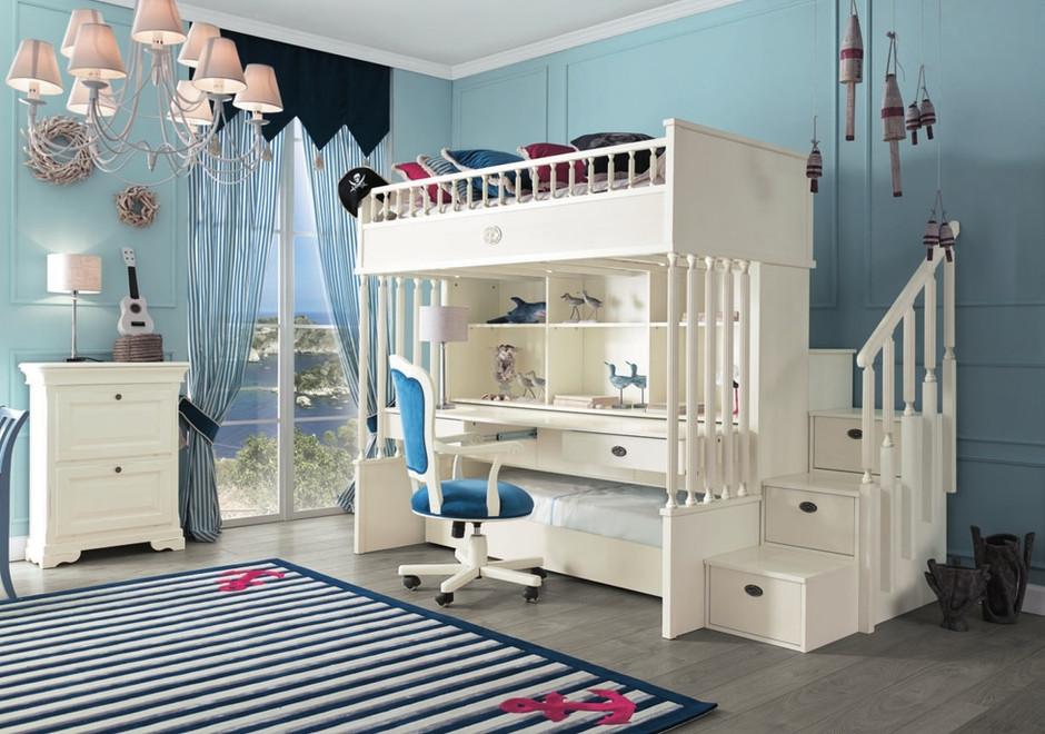 дитяче ліжко (колекція KID'S BEDROOMS)