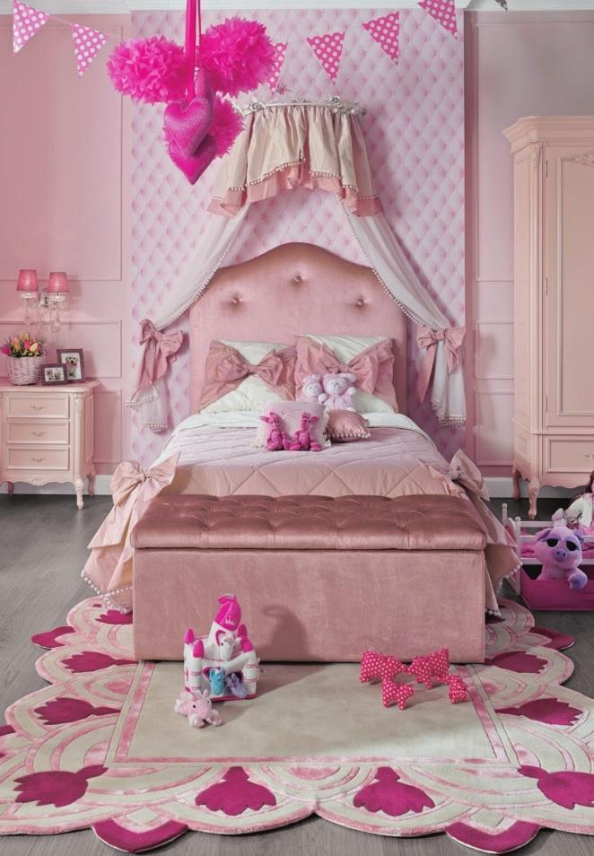 ліжко дитяче (колекція KID'S BEDROOMS)