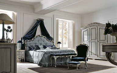 Італійські класичні спальні у Львові - салон Лео Гранде