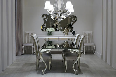 Італійські столи і стільці Арт-деко у Львові - салон Лео Гранде