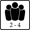 2-4 Players