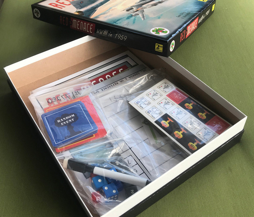 Red Menace (New Box)