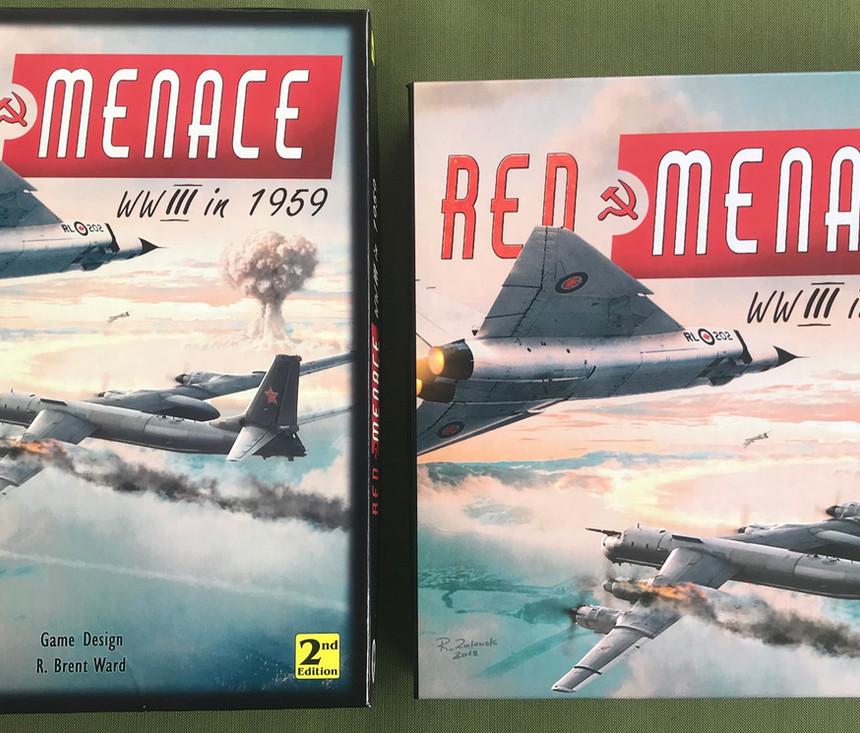 Red Menace (Box Comparison)