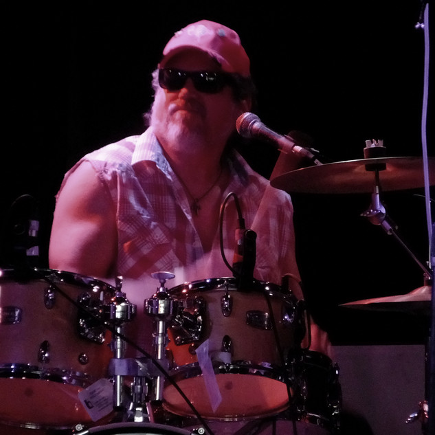 Billy with King Kom Beaux at Jazzbones 2015