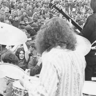 Billy in Hometown at Rock Festival 1969-70