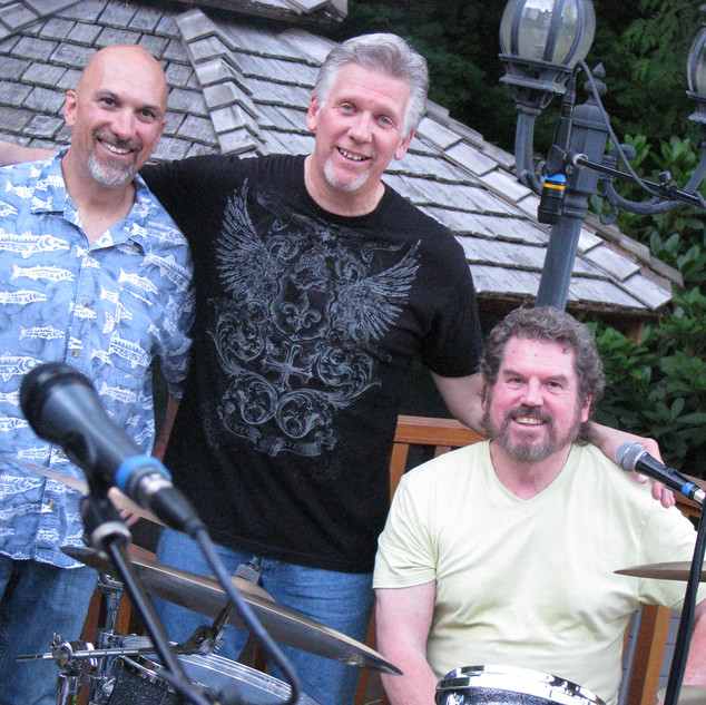 Tommy Wall, Greg Timmons and Billy